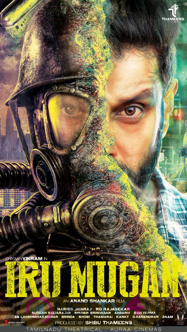 Iru Mugan Movie High Quality Posters