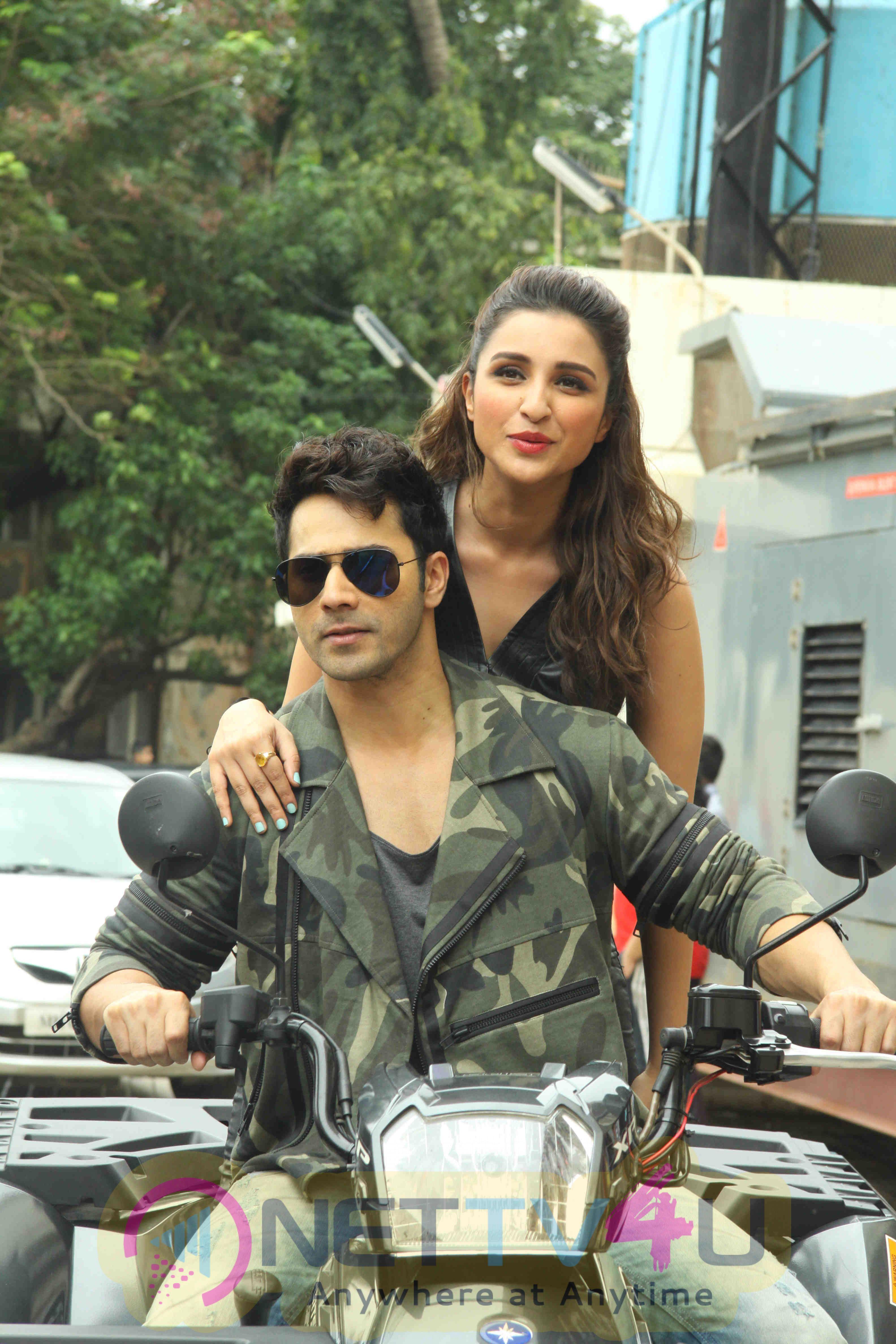 Launch Of Song Jaaneman Aah From Film Dishoom Beautiful Photos