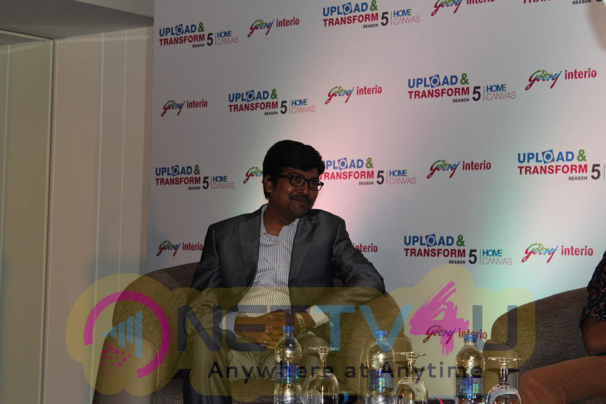 Prabhu Deva Launches Season 5 Of Upload And Transform Stills
