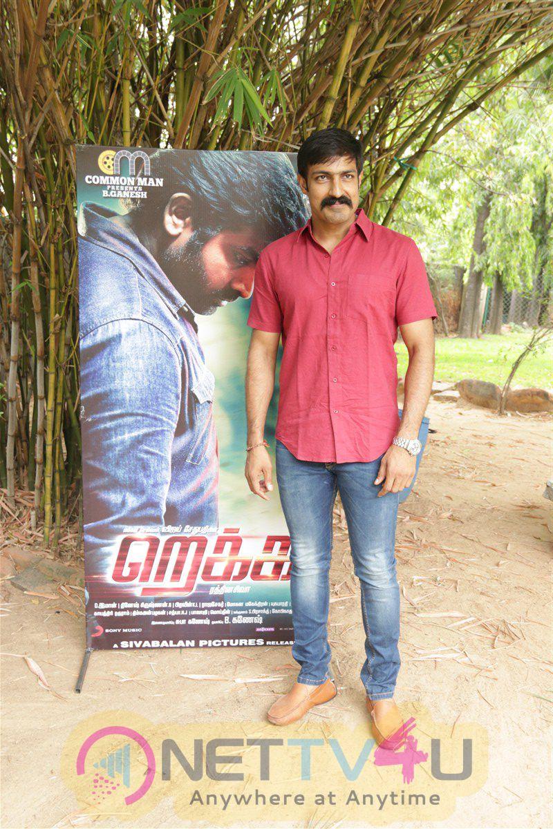 Rekka Tamil Movie Press Meet Attractive Photos