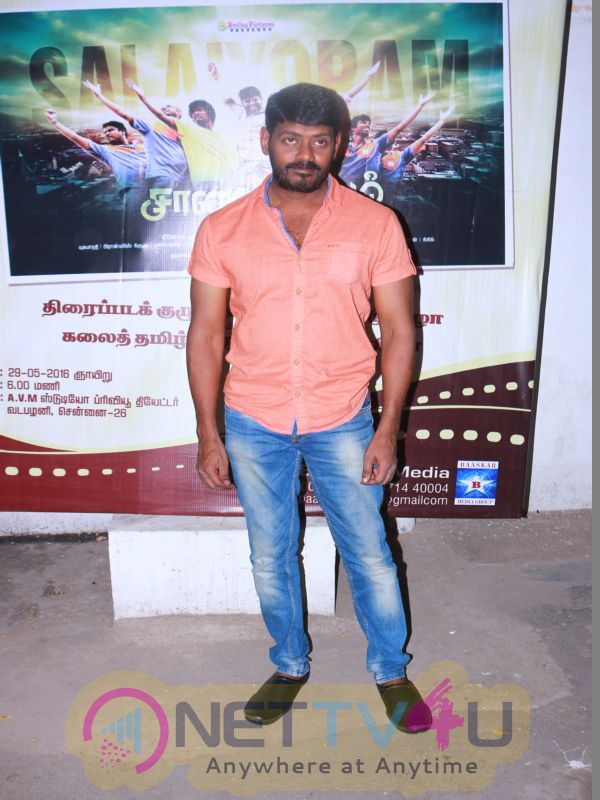 Saalaiyoram Tamil Movie Success Meet Good Looking Stills