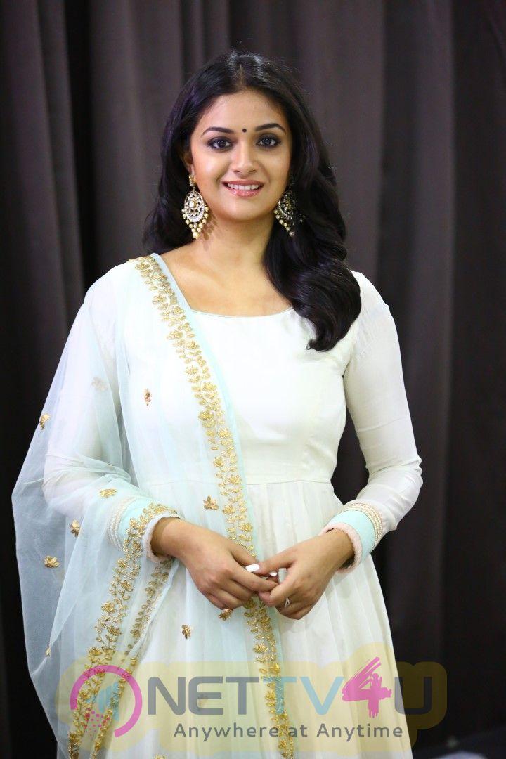 Actress Keerthy Suresh Angelic Images
