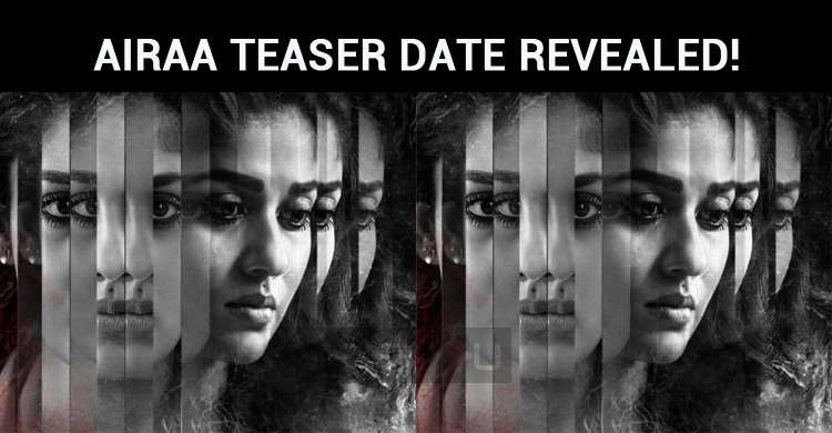 Airaa Second Look Poster Is Out! Teaser Date Re..