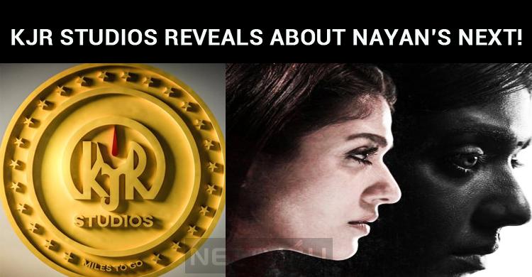 KJR Studios Reveal About Nayan's Next!