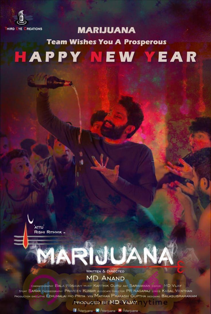 Marijuana Movie Posters