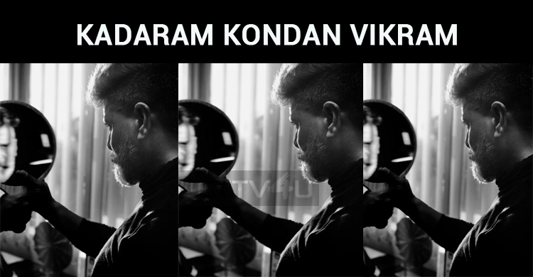 Yet Another Look From Vikram On New Year!