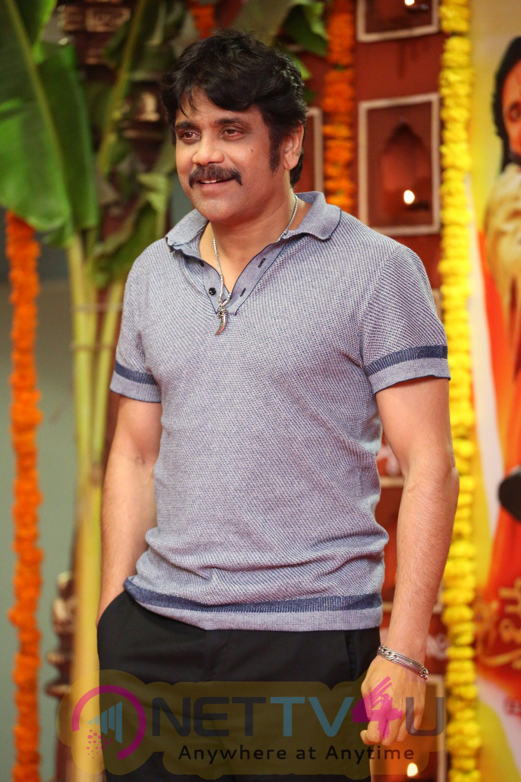 Actor Nagarjuna Special Interview Excellent Images Telugu Gallery