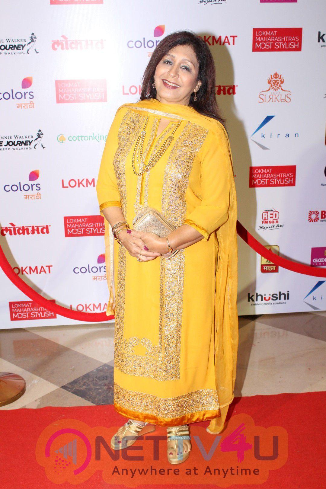 Style Icon Of Maharastra Lokmat Awards 2016 Stills