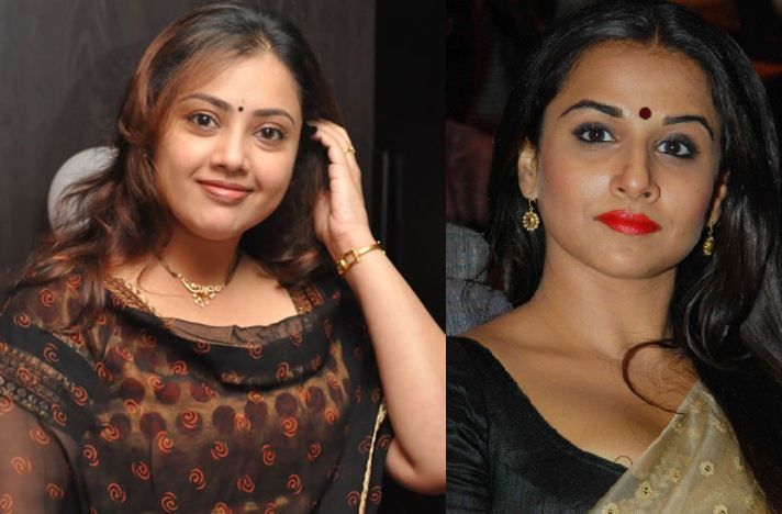 What! Meena Replaced Vidya Balan?