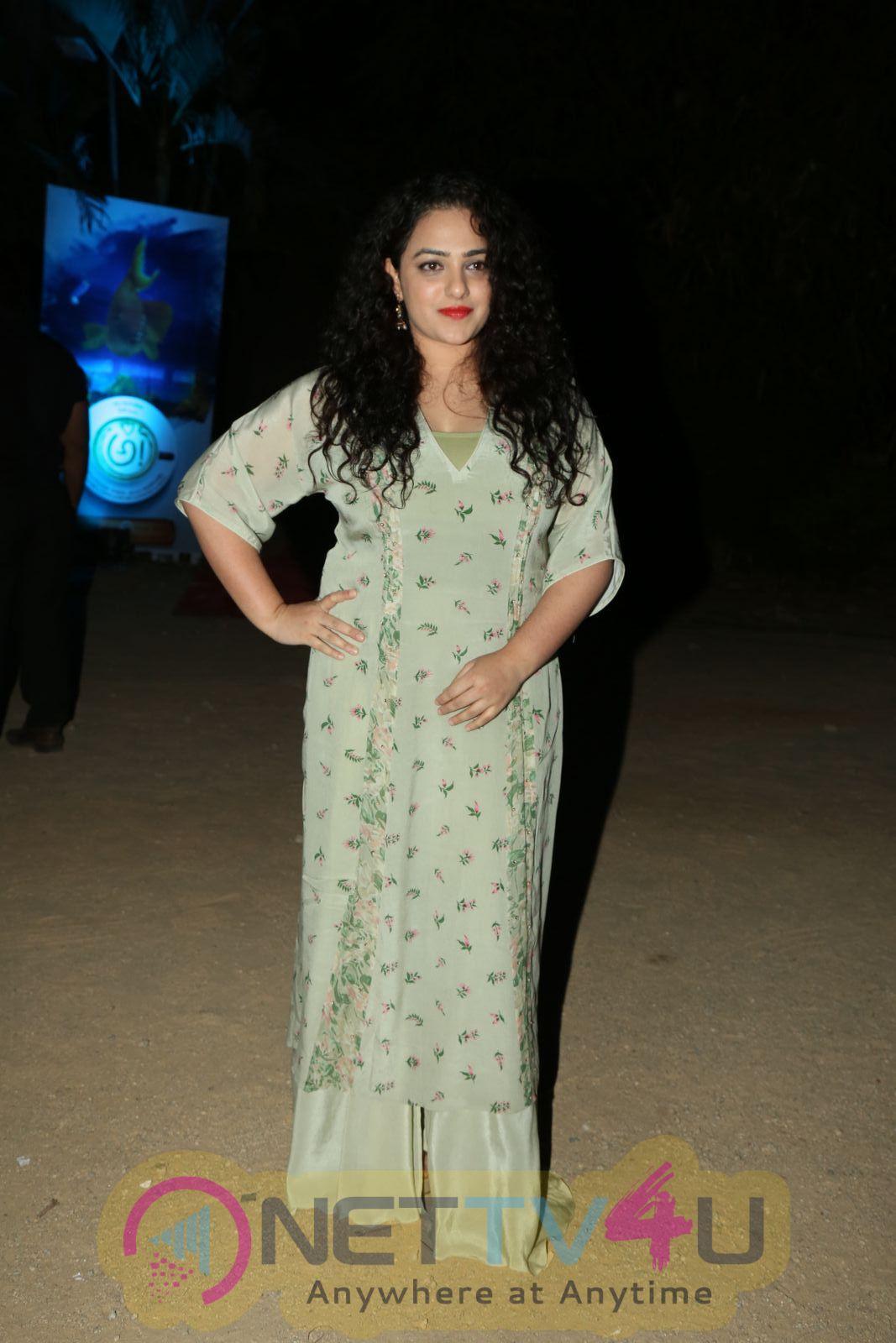 Actress Nithya Menen Cute Stills Tamil Gallery