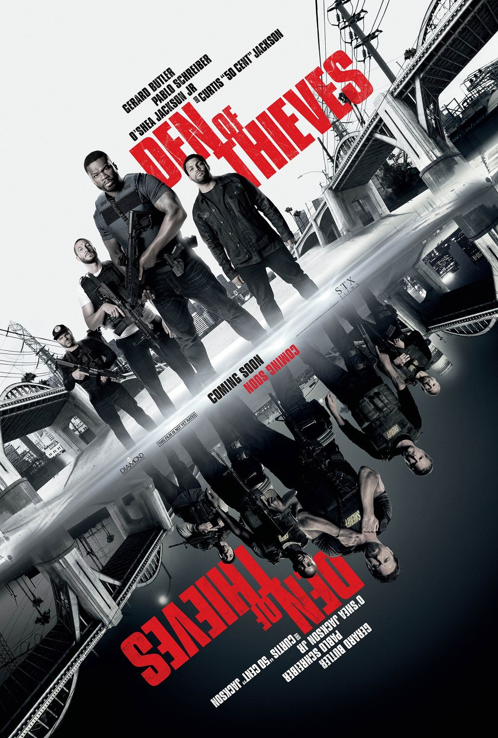 Den of Thieves Movie Review English Movie Review