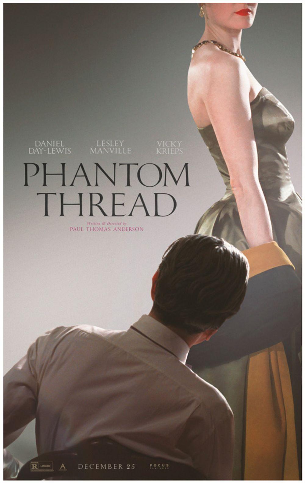 Phantom Thread Movie Review English Movie Review