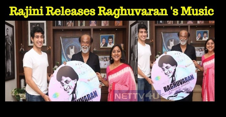 Raghuvaran's Musical CD Released!