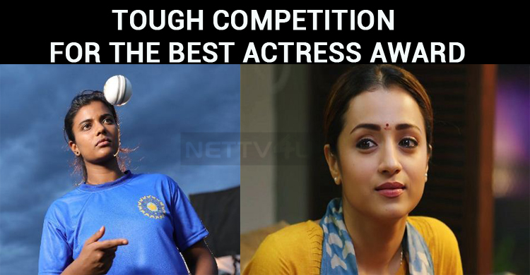 Tough Competition For The Best Actress Award!