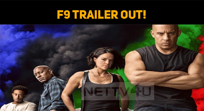 F9 Trailer Out! High Intense Action Sequences G..