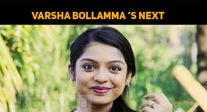 Varsha Bollamma Joins The Deverakonda Boy!