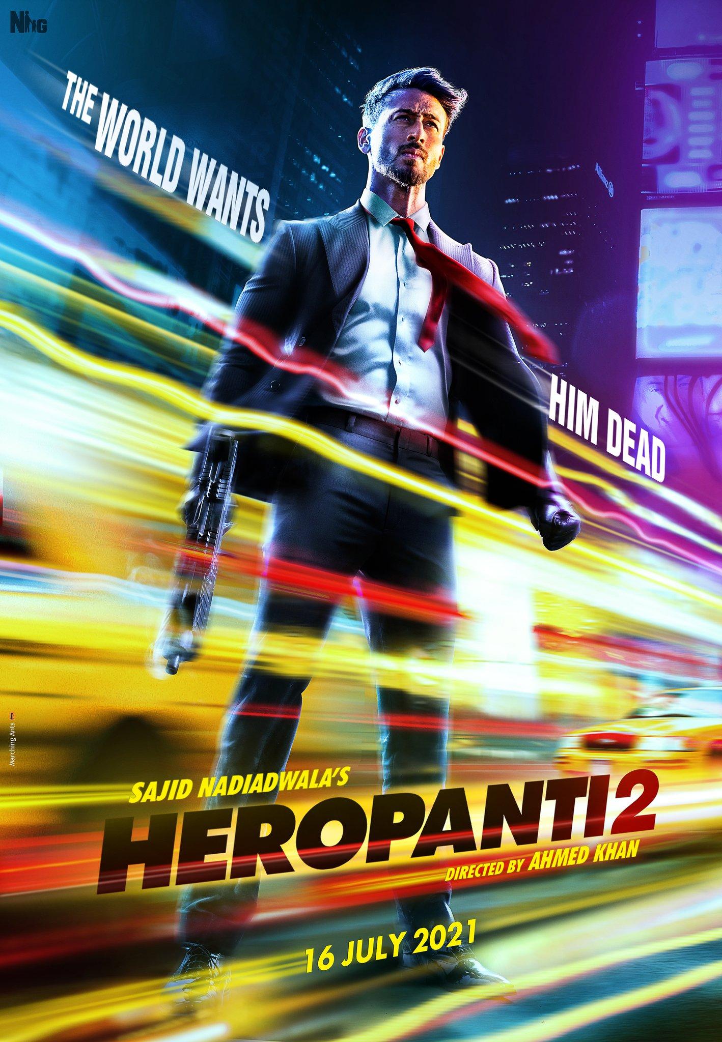 Heropanti 2 Movie Review