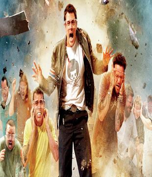 Jackass 4 Movie Review