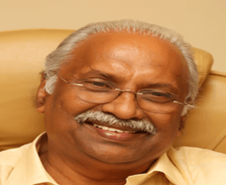 Producer Gokulam Gopalan Does Role In Movie
