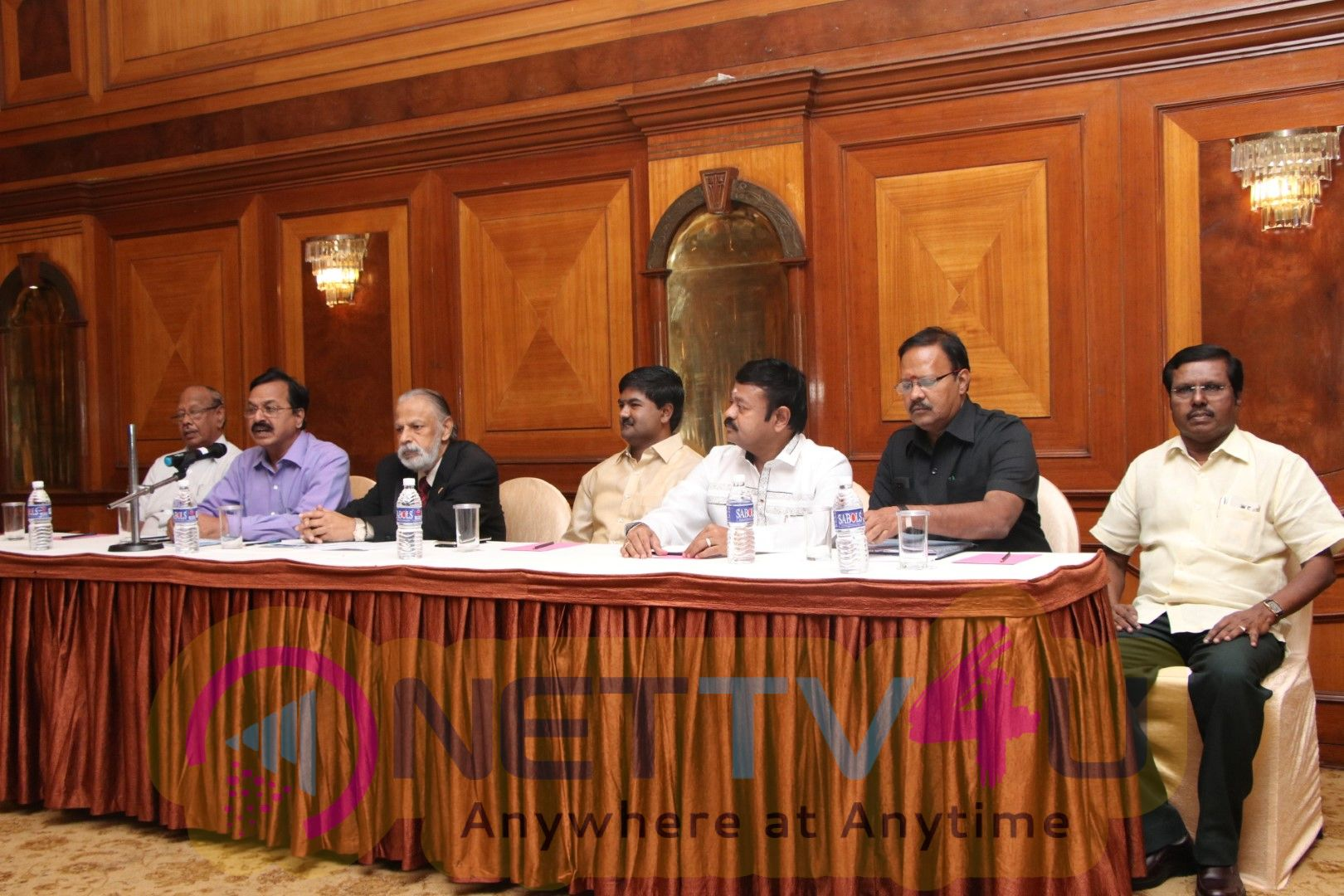 Dr.M.G.R Educational And Research Institute Press Meet Stills