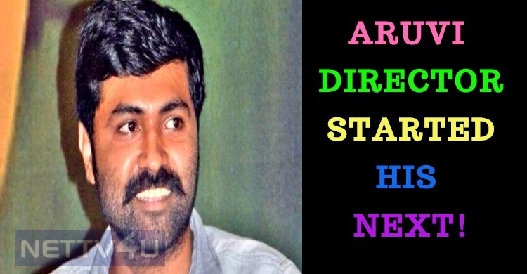 Aruvi Director Started His Next!