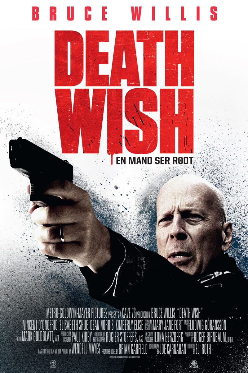 Death Wish Movie Review English Movie Review
