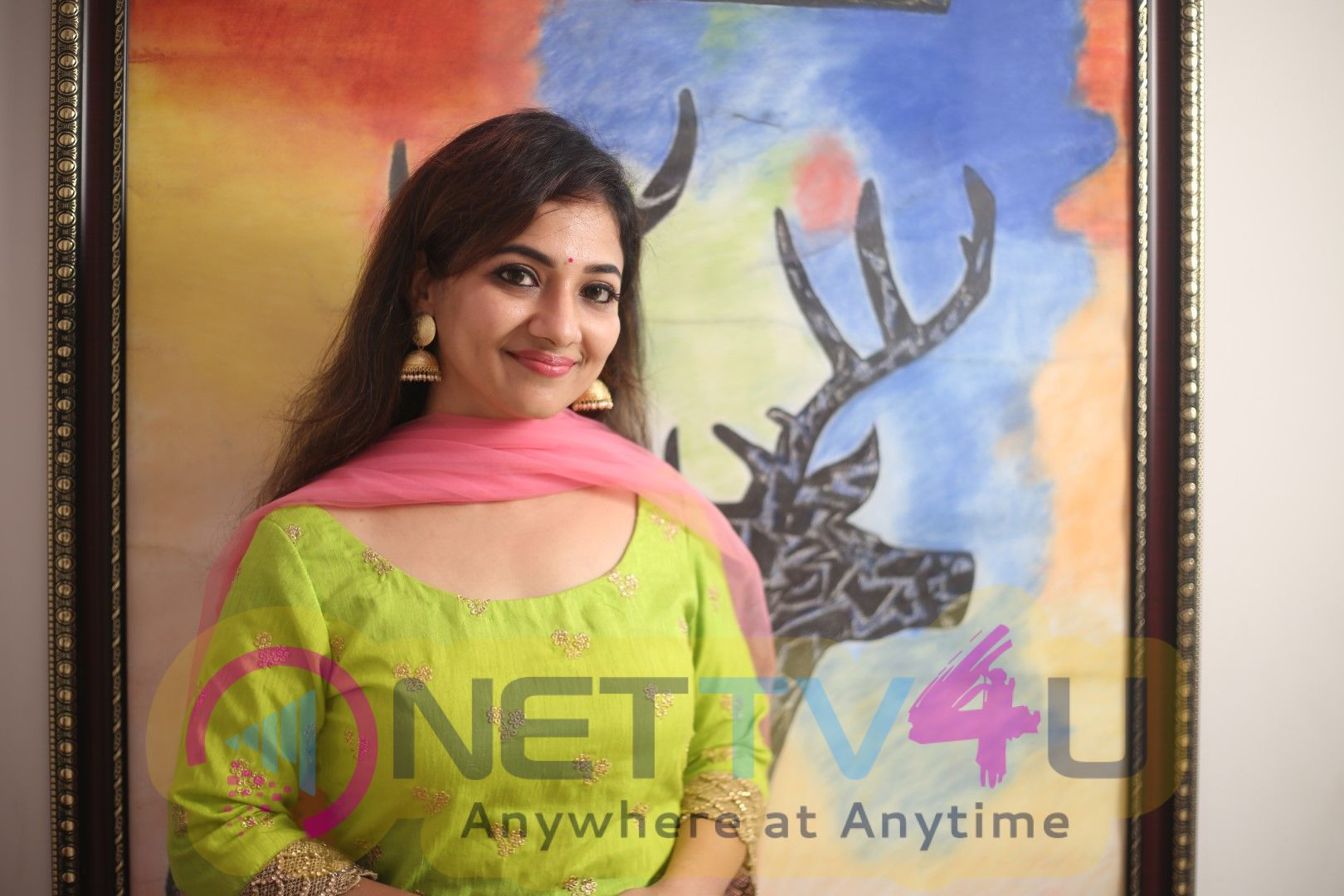Actress Priya Prince Exclusive Interview Stills