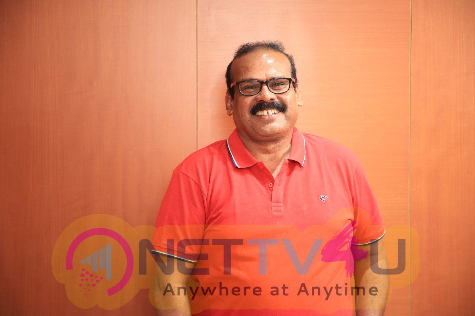 Director A Venkatesh Exclusive Interview Photos