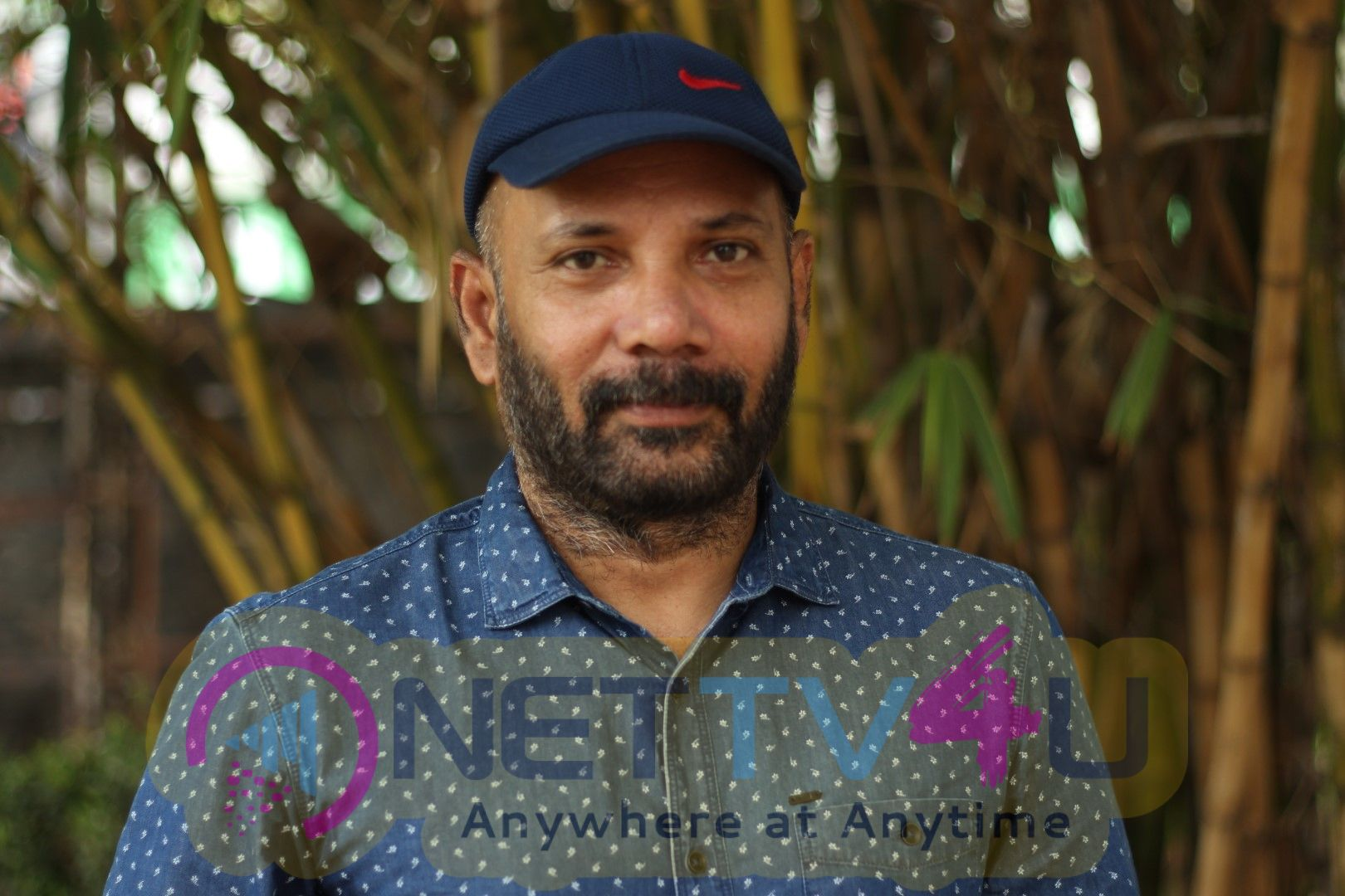 Director Chezhiyan Exclusive Interview Photos