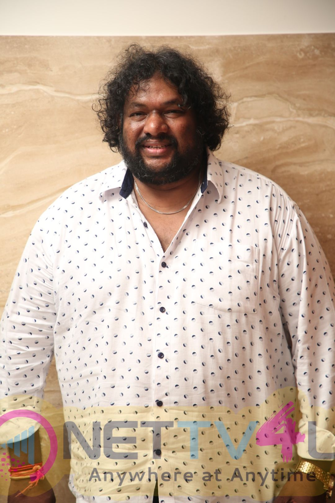 Music Director Srikanth Deva Exclusive Interview Images  English Gallery