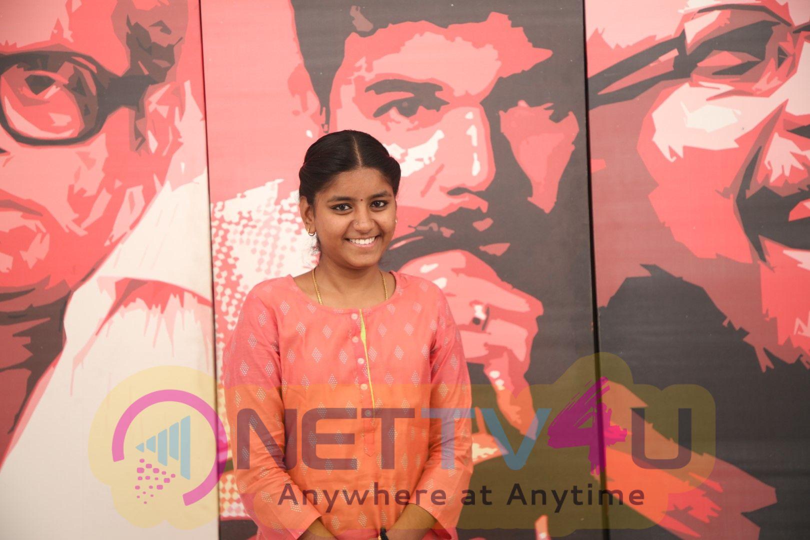 Tik Tok Abarna Sundarraman  Exclusive Interview Pics Tamil Gallery