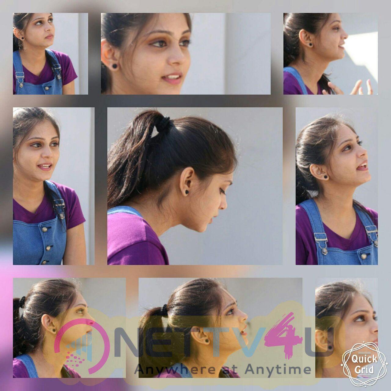 Actress Harisha Kola Beautiful Pics Tamil Gallery