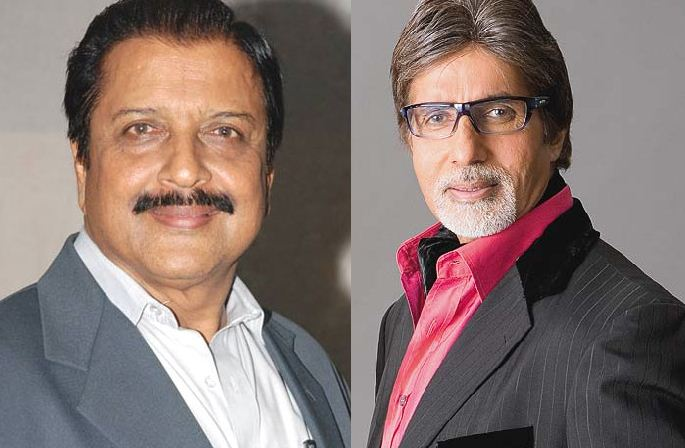 Sivakumar Lost It To Amitabh Bachchan!