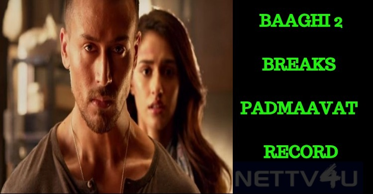 Baaghi 2 Overtakes Padmaavat And Khans Movies!
