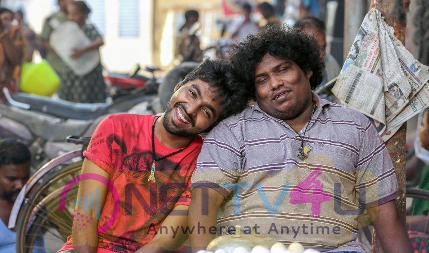 Kuppathu Raja Movie Working Stills Tamil Gallery