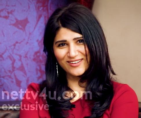 Shashaa Tirupati Hindi Actress