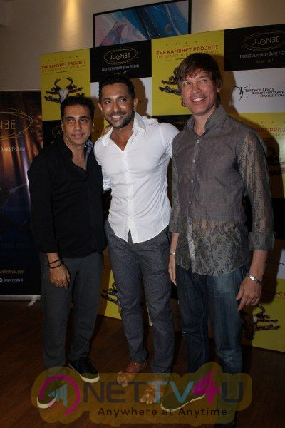 Red Carpet Of Terence Lewis Production The Kamshet Project