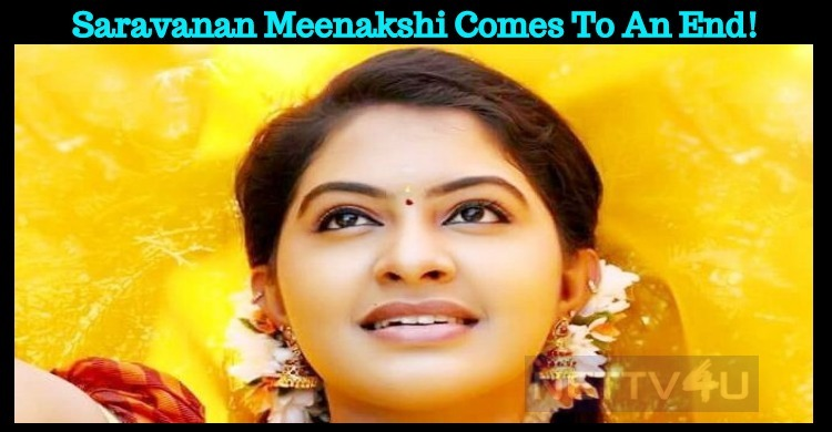 Saravanan Meenakshi Comes To An End!