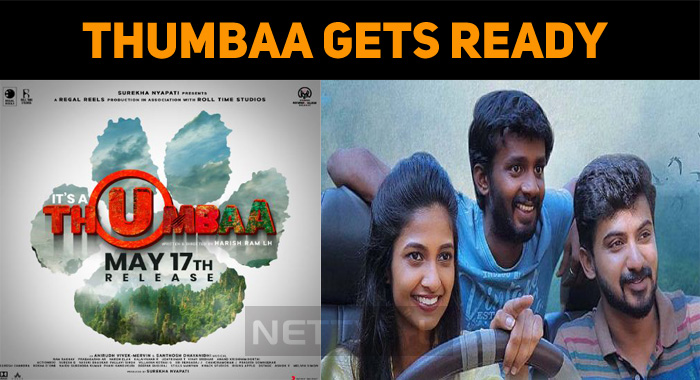Adventure Comedy Movie Thumbaa Censored!