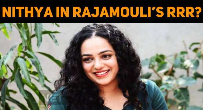 Nithya Menen Replaces Daisy Edgar Jones In RRR?..