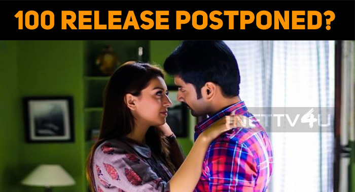 Will Atharvaa's 100 Release On 3rd May?