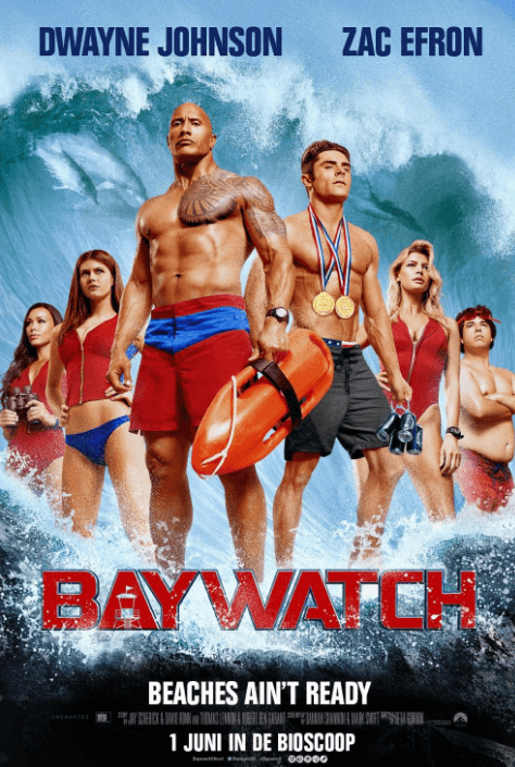 Baywatch Movie Review English Movie Review
