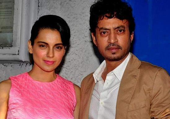 Irrfan Khan Showers Praises On Kangana!