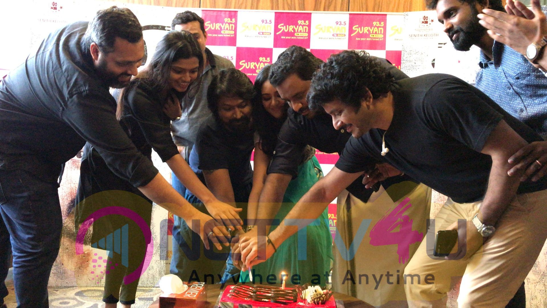 Kalari Movie Audio Launch Images