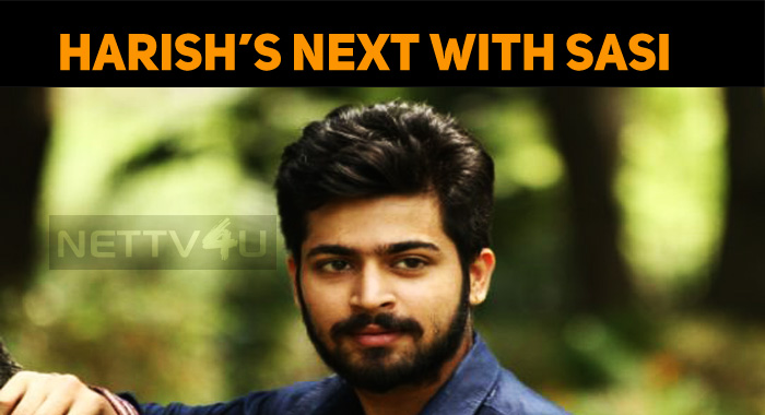 Harish Kalyan Signs GV Prakash Director's Next!