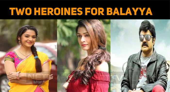 Mehrene And Payal To Romance Balaiyya?