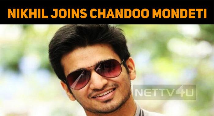 Nikhil In Chandoo Mondeti Movie!