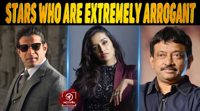 20 Bollywood Stars Who Are Extremely Arrogant   Latest