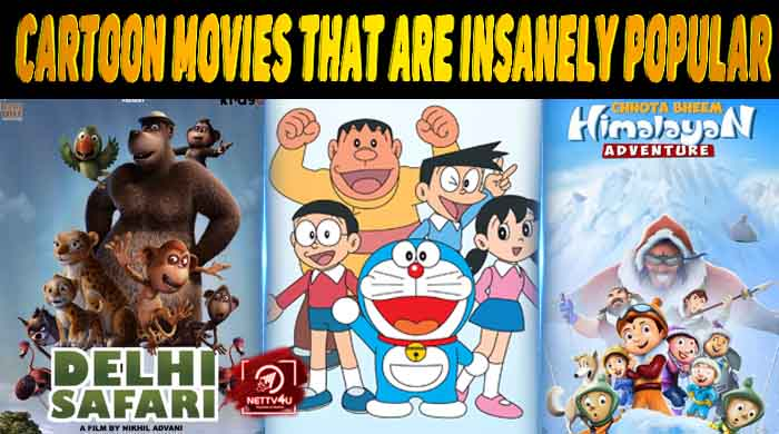 20 Cartoon Movies That Are Insanely Popular In India Latest