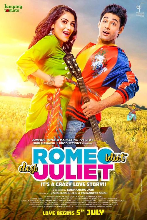 Romeo Idiot Desi Juliet Movie Review
